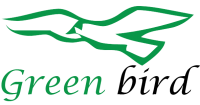 Green-Bird Logo